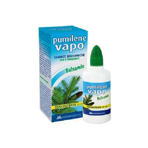 PUMILENE VAPO CONCENTRATO 40ML - Farmastar.it