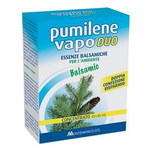 Pumilene Vapo Duo con Diffusore 2 Flaconcini x 40 ml - Farmalilla