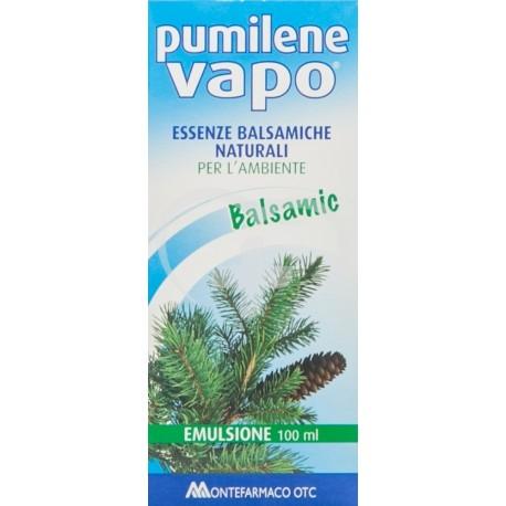 Pumilene Vapo Essenze Balsamiche Per L'Ambiente Emulsione 100ml - latuafarmaciaonline.it