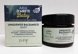 PURAE BALSAMICO UNGUENTO BABY CON OLIO ESSENZIALE ARIA D'ABETE 50 ML - farmaciadeglispeziali.it