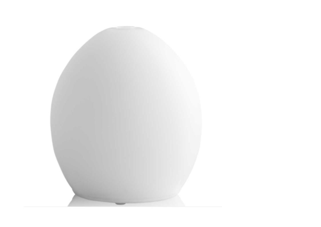 PURAE LAMPADA AD ULTRASUONI IN VETRO LIFE OVALE - farmaciadeglispeziali.it