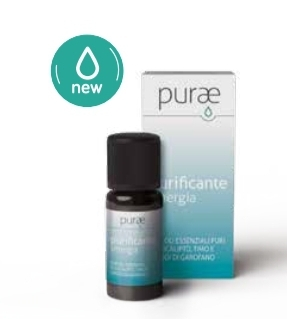 PURAE PURAE SINERGIA PURIFICANTE 10 ML - farmaciadeglispeziali.it