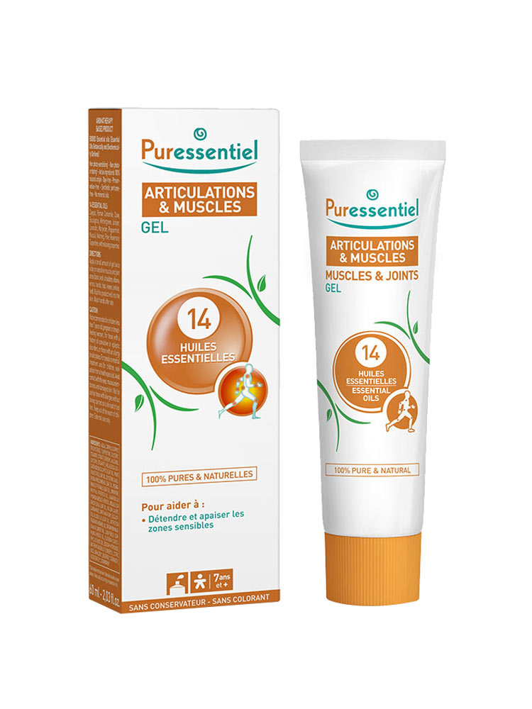 Puressentiel Gel Articolazioni 60ml - Iltuobenessereonline.it