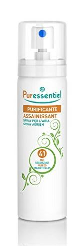 PURESSENTIEL SPRAY PURIFICANTE 41 OLI ESSENZIALI 75 ML - Farmacia33