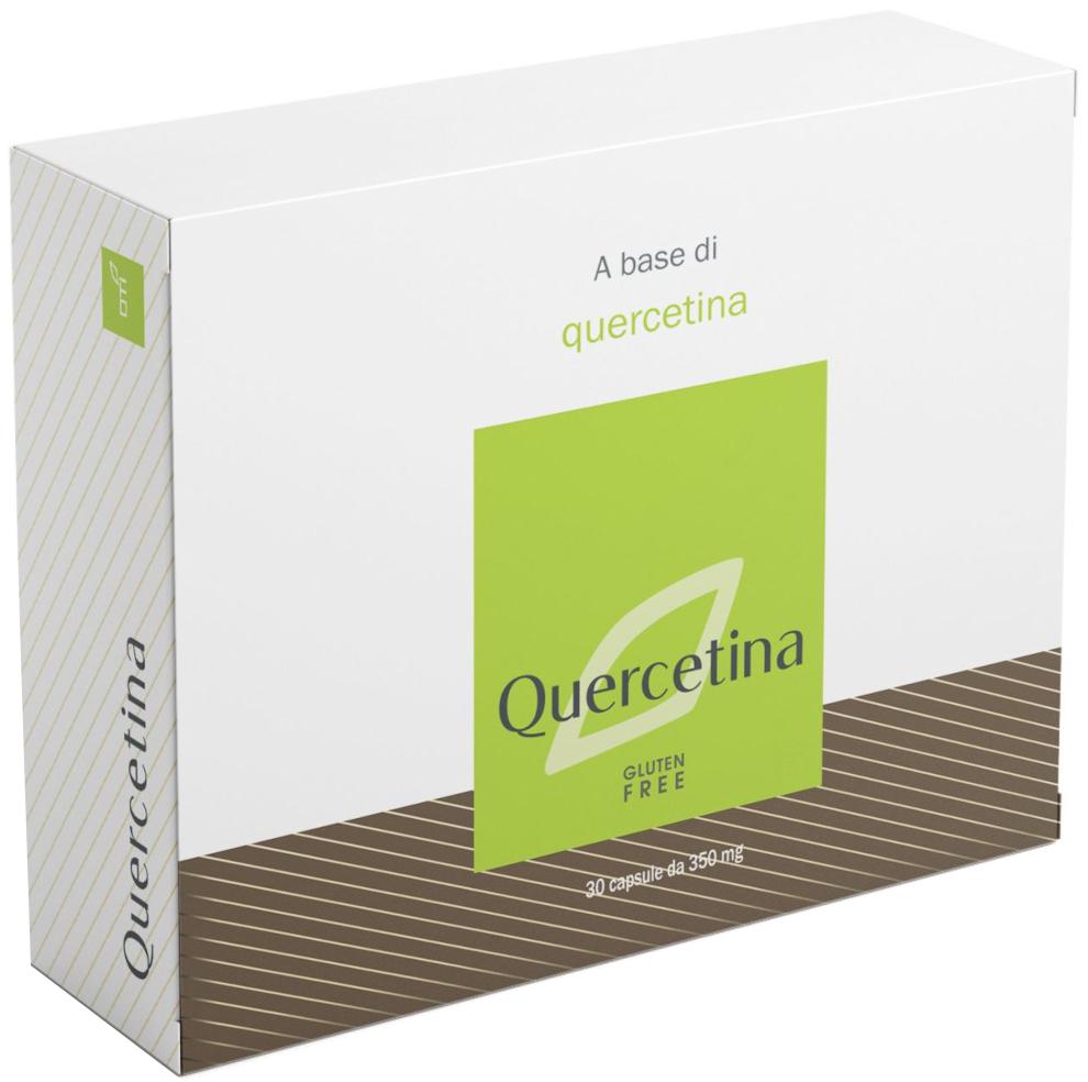 QUERCETINA 30 CAPSULE - Farmacia Centrale Dr. Monteleone Adriano
