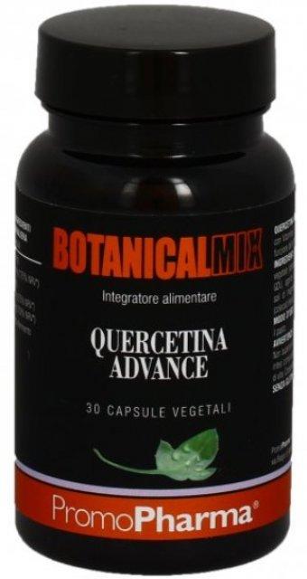 QUERCETINA ADVANCE BOTANICAL MIX 30 CAPSULE - Farmacia Bartoli