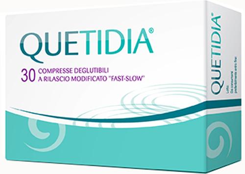 QUETIDIA 30 COMPRESSE - Farmacia Centrale Dr. Monteleone Adriano