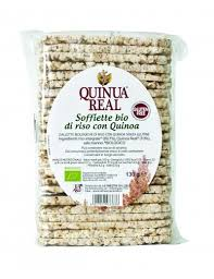 Quinua Real Soffiette Riso C/q - Farmawing