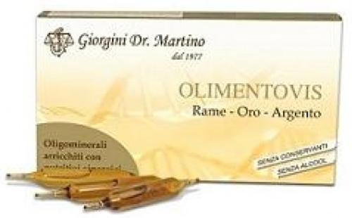 RAME ORO ARGENTO OLIMENT 60 ML - Farmacia Centrale Dr. Monteleone Adriano