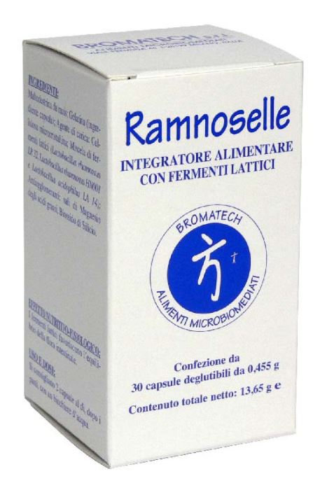 RAMNOSELLE 30 CAPSULE - Farmafirst.it