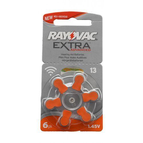 Rayovac Extra Zinco Ario per Modello 13 6 Pezzi - Sempredisponibile.it