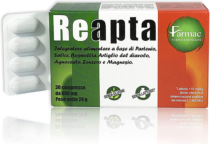 REAPTA 30 COMPRESSE - FARMAEMPORIO