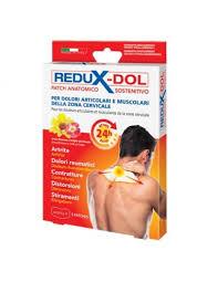 REDUX-DOL PATCH DOLORI CERVICALI 5 PATCHES - keintegratore.com