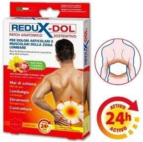 REDUX-DOL PATCH DOLORI LOMBARI 3 PATCHES - keintegratore.com