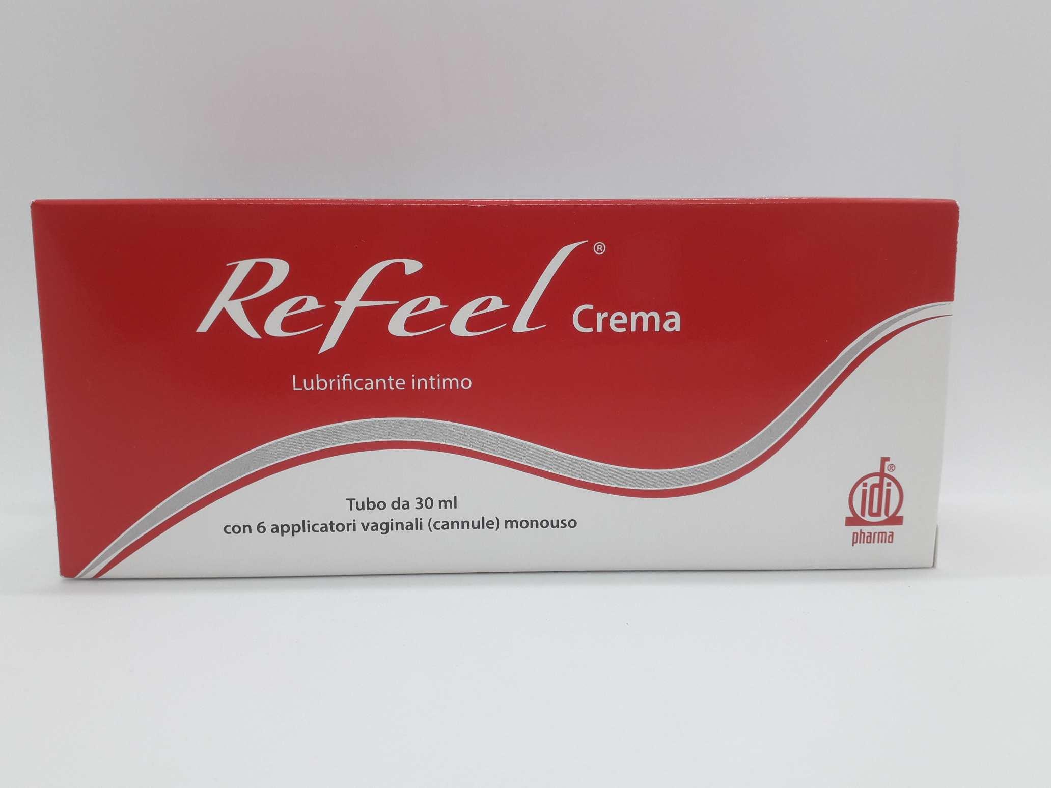 REFEEL CREMA - Farmaciaempatica.it