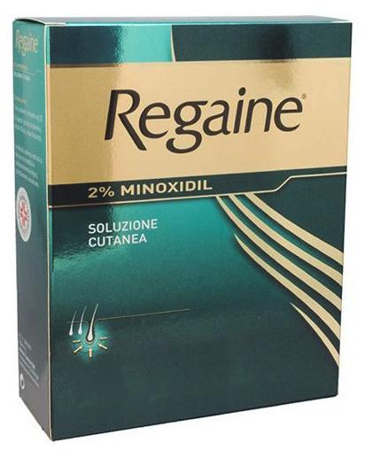 REGAINE*SOLUZ 60ML 2% - Farmacia Centrale Dr. Monteleone Adriano