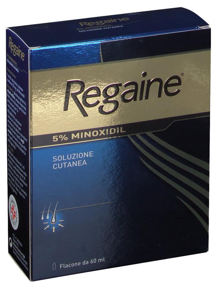 REGAINE*SOLUZ 60ML 5% - Farmacia Centrale Dr. Monteleone Adriano