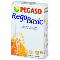 REGOBASIC 60 COMPRESSE - FarmaHub.it