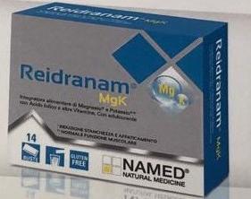 REIDRANAM MGK 14 BUSTINE - Farmaciacarpediem.it