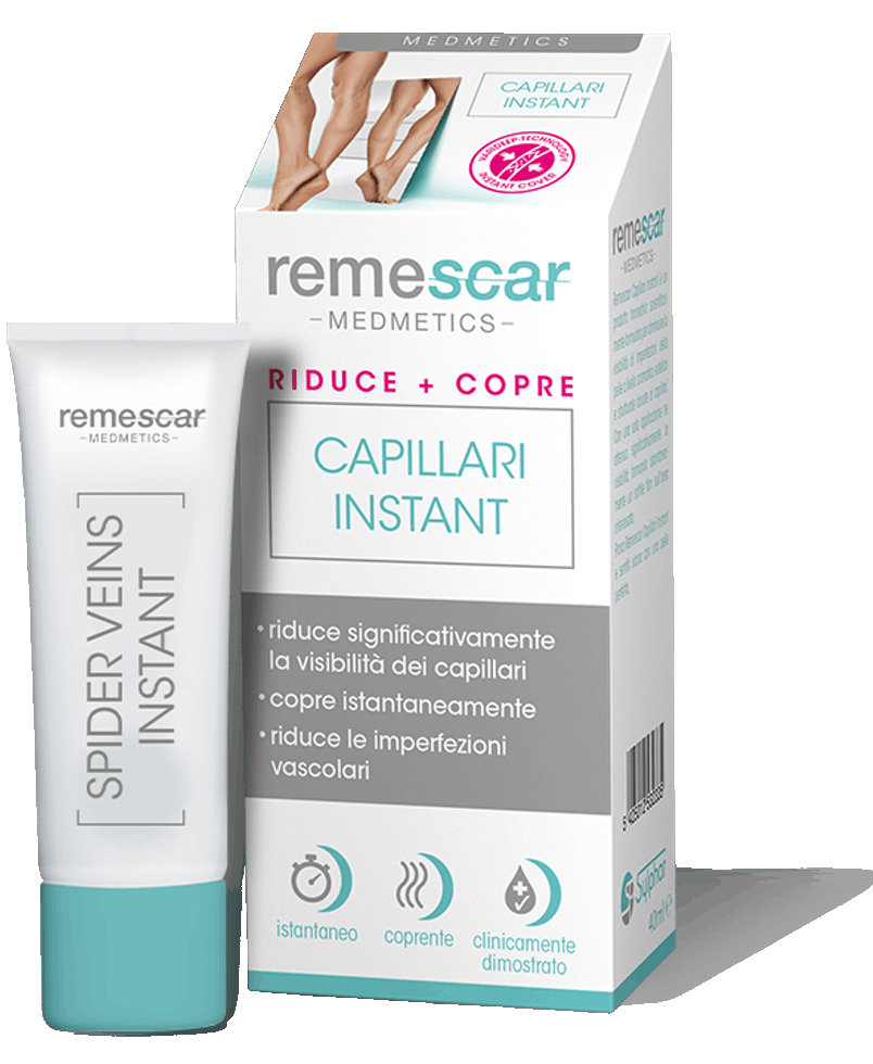 REMESCAR CAPILLARI INSTANT 40 ML - Farmaci.me