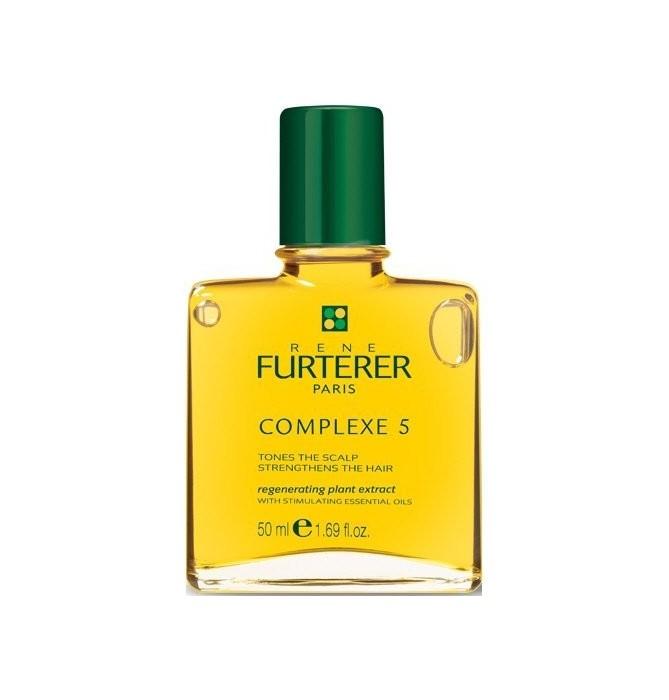 RENE' FURTERER COMPLEXE 5 CONCENTRATO VEGETALE STIMOLANTE 50 ML - Farmabros.it