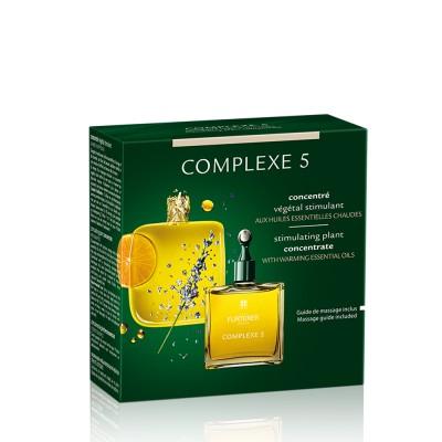 RENE' FURTERER COMPLEXE 5 CONCENTRATO VEGETALE STIMOLANTE 50 ML - Farmacia Al Te