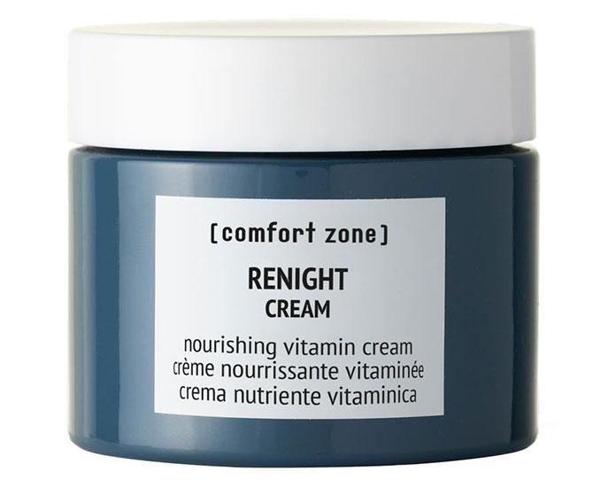 Comfort Zone Renight Cream Crema Nutriente Vitaminica 60 ml - Farmacielo
