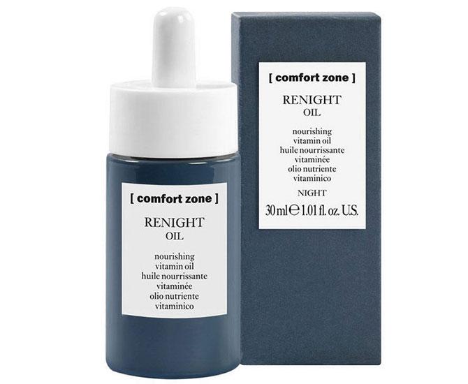 Comfort Zone Renight Oil Olio Nutriente Vitaminico 30 ml - Farmacielo