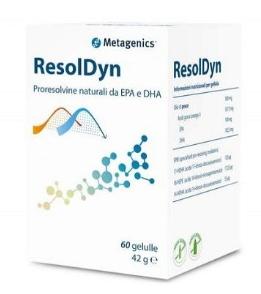 RESOLDYN 60 GELLULE - Farmaciacarpediem.it