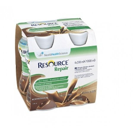 RESOURCE REPAIR CAFFE'4X200ML - Iltuobenessereonline.it