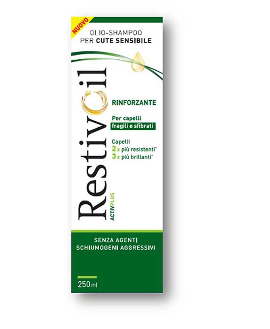 RESTIVOIL ACTIV PLUS 250 ML - latuafarmaciaonline.it