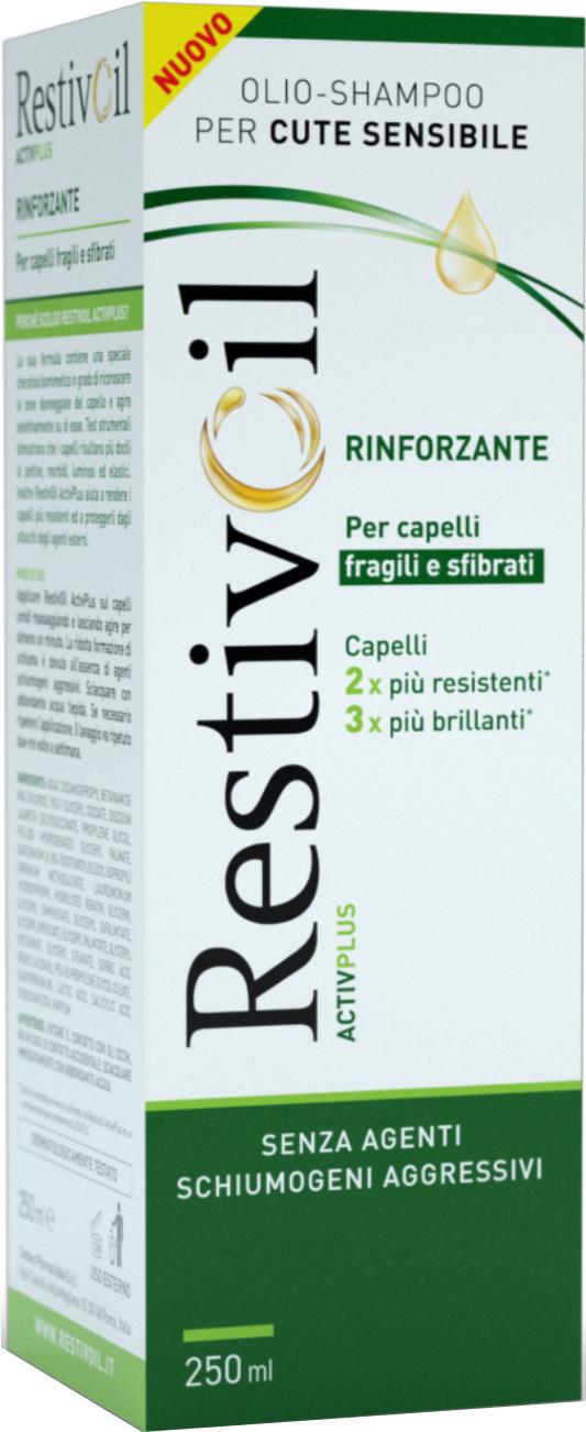 RESTIVOIL ACTIV PLUS 250 ML - Farmacia Centrale Dr. Monteleone Adriano