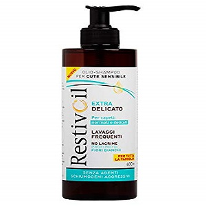 RESTIVOIL EXTRA DELICATO 400 ML - farmaventura.it