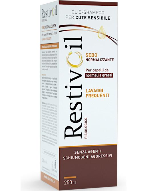 RESTIVOIL FISIOLOGICO 250 ML  - Farmaci.me