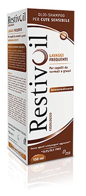 Restivoil Olio Shampoo Fisiologico Sebo-Normalizzante 250 ml - latuafarmaciaonline.it