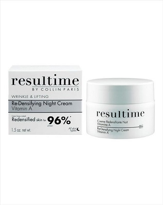 RESULTIME CREME REDENSIFIANTE VITAMINE A NUIT