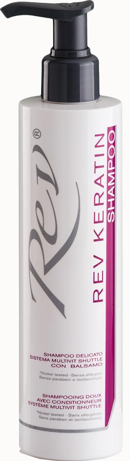 REV KERATIN SHAMPOO FLACONE 250 ML - Farmacia Centrale Dr. Monteleone Adriano