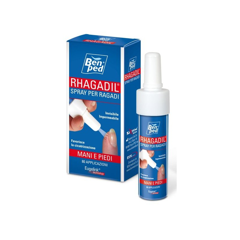RHAGADIL SPRAY 9ml - Farmapage.it