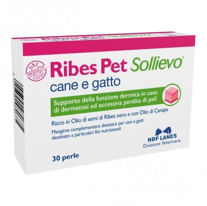 RIBES PET SOLLIEVO BLISTER 30 PERLE - Farmacia Castel del Monte