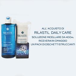 RILASTIL DAILY CARE SOLUZIONE MICELLARE 400 ML + DISCHETTI STRUCCANTI - Farmaconvenienza.it