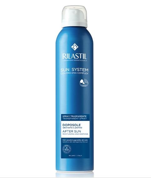 Rilastil Doposole Spray Rinfrescante 200 ml Nuova Formula - Farmastar.it