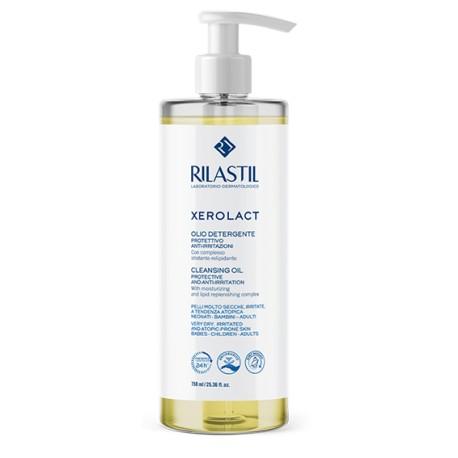 Rilastil Xerolact Olio Detergente 750ml - Arcafarma.it