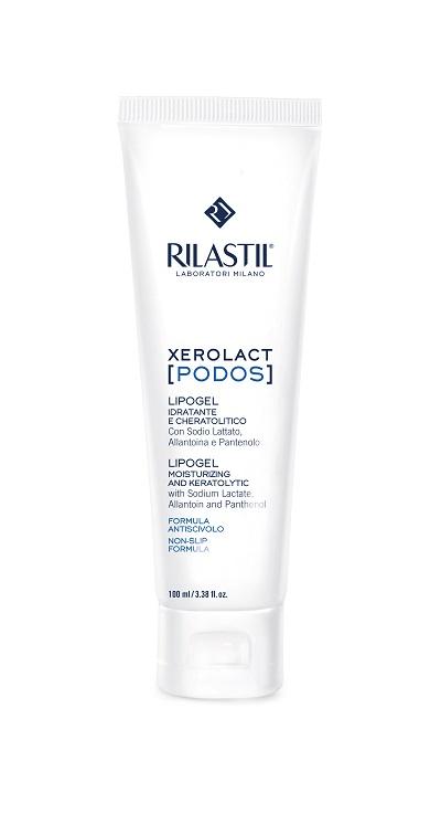 Rilastil Xerolact Podos Lipogel Idratante Cherolitico Piedi 100 ml - Farmastar.it