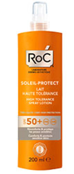Roc Solari Latte Hydratante SPF 50 Spray 200ml  - FARMAPRIME