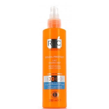 Roc Solari  Latte Idratante Spray SPF30 200ml  - DrStebe