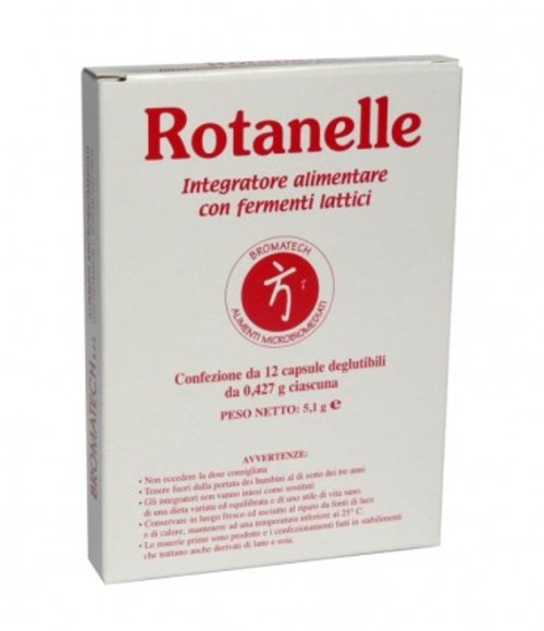 ROTANELLE PLUS 12 CAPSULE - Farmafirst.it