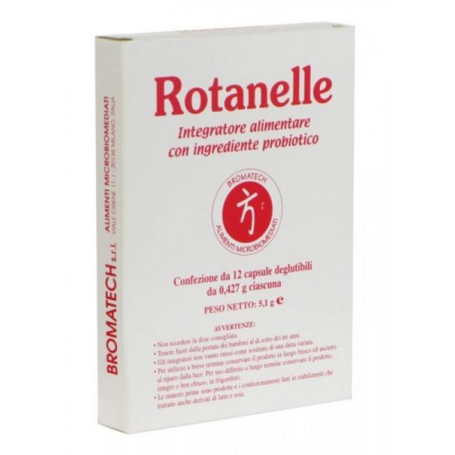 ROTANELLE PLUS 12 CAPSULE - Farmacia della salute 360