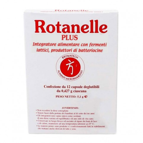 ROTANELLE PLUS 12 CAPSULE - Farmawing