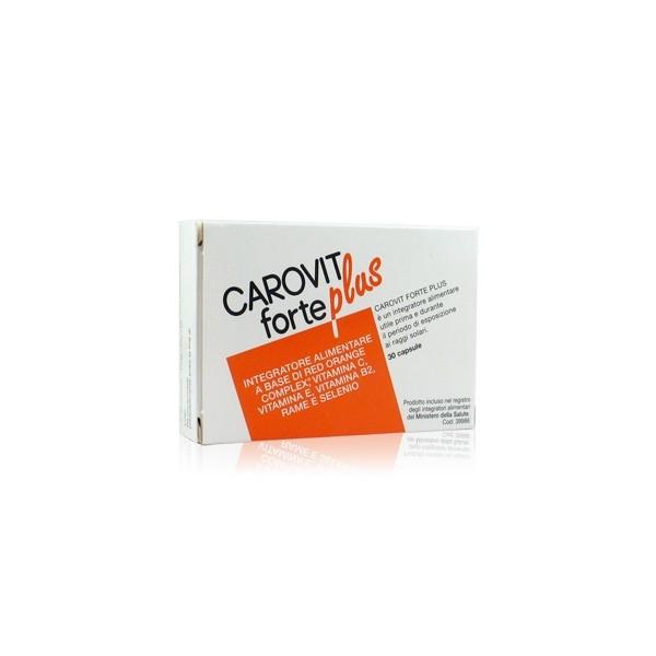 Carovit Forte Plus  Integratore  30 Capsule  - FARMAPRIME