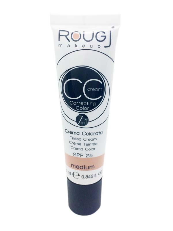 Rougj CC Cream N 1 Medio 25ml